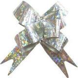 Бант-бабочка 15*390 БА-Б18гл голография