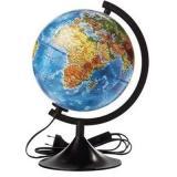 Глобус с подсв. d=210 ГЛОБЕН Классик физический К012100009