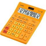 Калькулятор наст. CASIO GR-12C-RG 12разр., оранжевый 912611