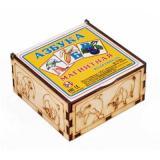 Азбука магнитная в картинках в коробке (дерево) К-0554/30