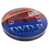 Диск DVD-R VS 4.7 Gb 16х Shrink 10