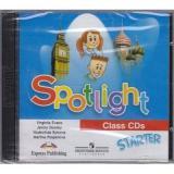 CD Аудиокурс к учеб. Быковой Английский в фокусе. Для начинающих 1кл (2 диска) д/занятий в классе, (Просвещение, 2014), Кор