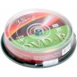 Диск DVD+R VS 4.7 Gb 16х Shrink 10