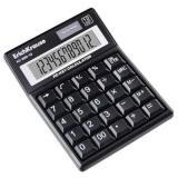 Калькулятор наст. EK  KC-300-12 PC-key 12разр. 40300 черн.