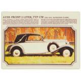 Автодокументы ДПС Твой стиль. Audi 2812.Т4