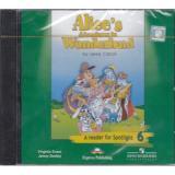 CD Аудиокурс к книге для чтения 6кл Английский в фокусе. Алиса в стране чудес (к учеб. Ваулиной), (Просвещение, 2011), Кор