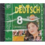 CD (Вундеркинды) 8кл Аудиокурс к учеб. Радченко Немецкий язык (1 диск mp3), (Просвещение, 2013), Кор