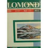 Фотобумага Lomond А3 200г/м2 глянц. 50л. (0102024)