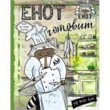 БлокнотыЕнотыДерзкийЕнот Енот готовит барракуду. Книга для записи рецептов, (Эксмо, 2016), 7Б, c.160
