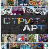 LonelyPlanet Стрит-арт. За свободным искусством по миру, (Эксмо, 2017), 7Б, c.224