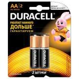 Батарейка Duracell LR6 BL-2