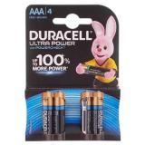 Батарейка Duracell LR03 Turbo BL-4